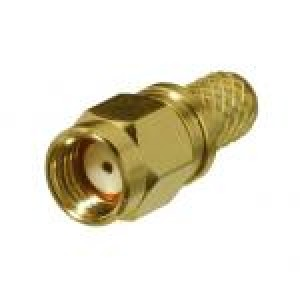 Connector RpSMA-Female RG-58 LMR195